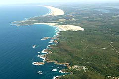 Anna Bay, Port Stephens