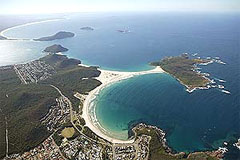 Fingal Bay, Port Stephens